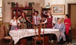 Una Familia de Diez (1)